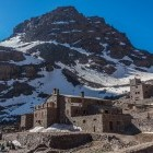 Refuge at Toubkal, Atlas Mountains Morocco