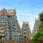 Jambukeswarar Temple in Madurai, India