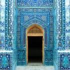 Shah l Zinda in Samarkand
