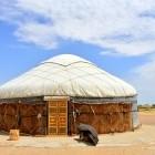 Yurt in Uzbekistan