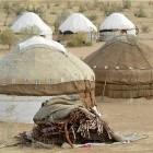 Nurata yurt camp in Uzbekistan