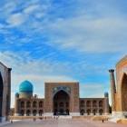 Registan Square in Samarkand