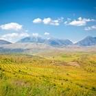 Gjirokaster region of Albania