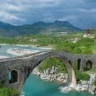 Old Ottoman bridge