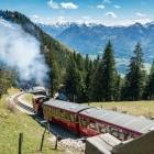 Schafbergbagh in Austrian Alps