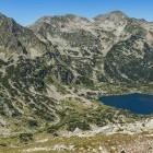 Popovo Lake in the Pirin Mountains of Bulgaria