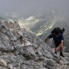 Trek to Vihren Peak