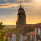 Monastery St Francis in Santiago de Compostela