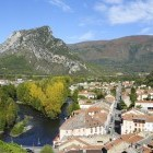 Tarascon in the Midi Pyrenees