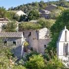 Old Perithia on the Greek island of Corfu