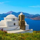 Church on Milos Island