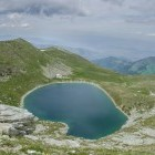 Big Lake in Pelister National Park in Macedonia