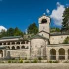 Cetinje monastery in Montenegro