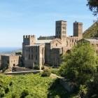 Monastery in Cap de Creus in Catalonia