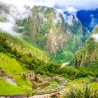 Macchu Picchu, the highlight of the Classic Inca Trail